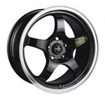 Felgi BARRACUDA Higloss-Black