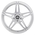Felgi BARRACUDA Racingwhite-Polished
