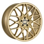 Felgi BBS Satin Gold