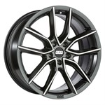 Felgi BBS Night Fever Black Diamondcut