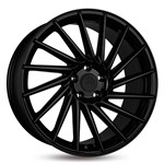 Felgi KESKIN MATT BLACK PAINTED