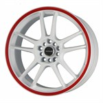 Felgi TENZO-R White/Red