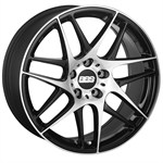 Felgi BBS black/diamond cut