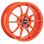 Felgi AUTEC Racing Orange