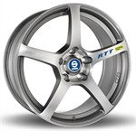 Felgi SPARCO MATT SILVER TECH DIAMOND CUT